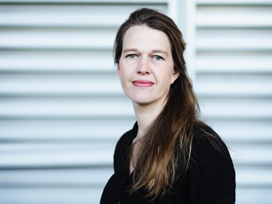 Qualitätsbeauftragte bei text&form, Katrin Marheinecke