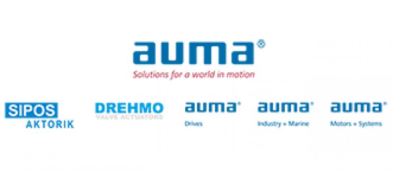 AUMA Riester GmbH & Co. KG - text&form's client