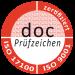 Rezertifizierung nach DIN EN ISO 17100:2016 und Zertifizierung nach der DIN EN ISO 9001:2015