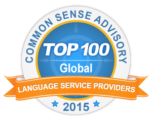 Top 100 Global Language Service Providers